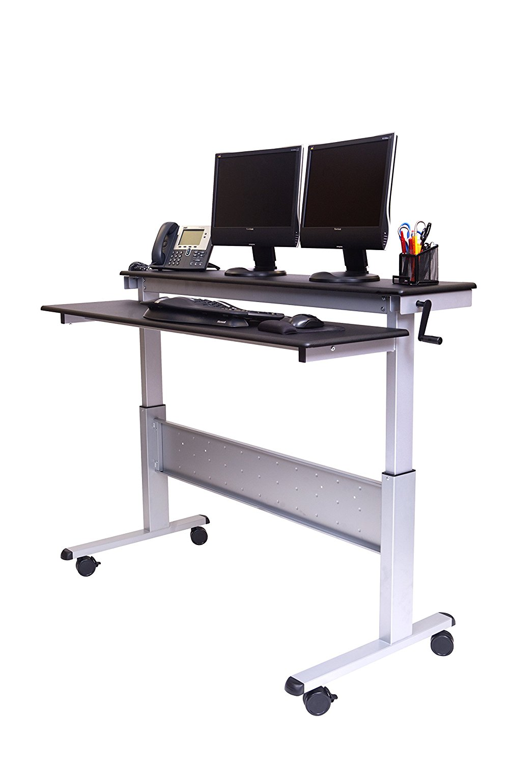Stand Up Desks Reviews Uplift 900 Stand Up Desk With 1