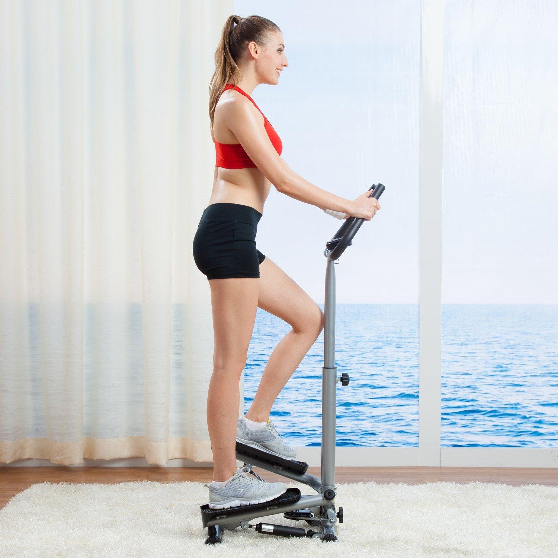 Эффективность степпера и польза тренировок на нем